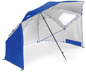 Portable Sun and Weather Shelter